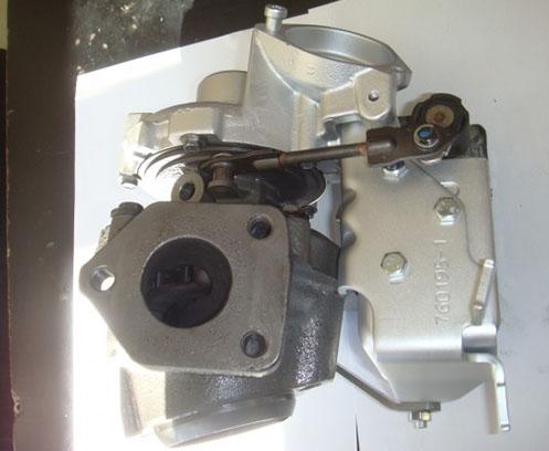 Turbosuflanta BMW E46 320 Diesel – 150CP