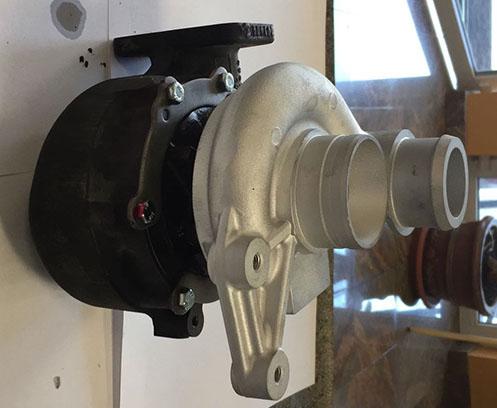 Reconditionata Volkswagen Crafter 2.5TDi – 100kw