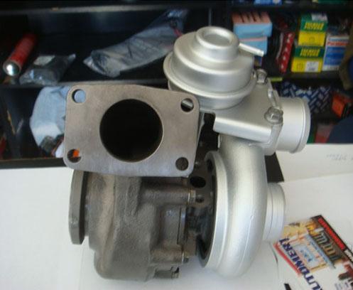 Reconditionata Volkswagen Crafter 2.5TDi – 80kw