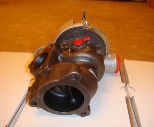 Turbosuflanta Volkswagen Passat 1.9TDi BKC