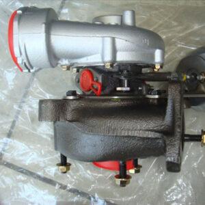 Turbosuflanta Volkswagen EOS 2.0TDi
