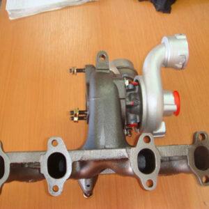 Turbosuflanta Audi A3 1.9TDi – 96kw