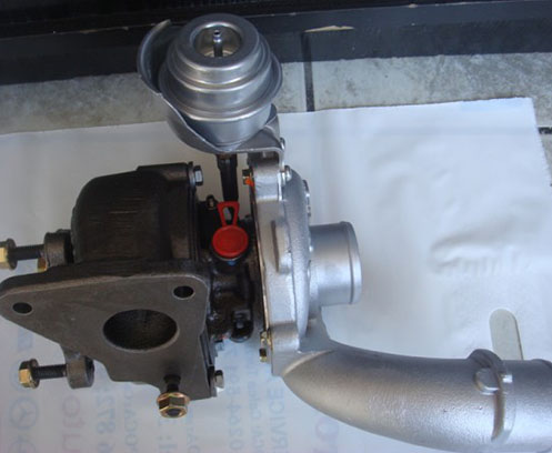 Turbosuflanta Renault Laguna2 1.9DCi