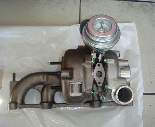 Turbosuflanta Seat Alhambra 1.9TDi 115CP si 131CP