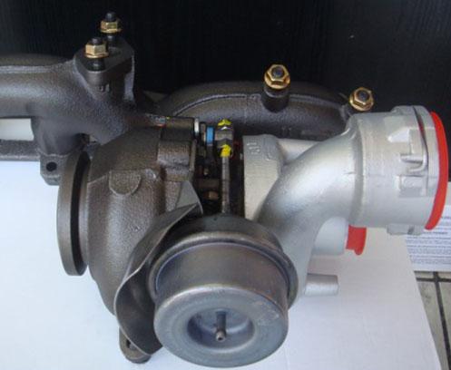 Turbosuflanta Seat Ibiza 1.9TDi BLS