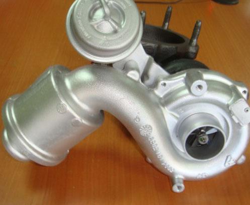 Turbosuflanta Seat Leon 1.9TDi AXR