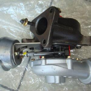 Turbosuflanta Skoda Fabia 1.9TDi