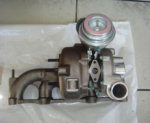 Turbosuflanta Skoda Superb 1.9TDi