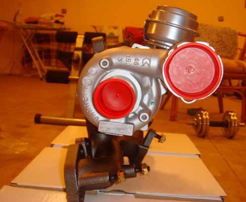 Turbosuflanta Skoda Superb 2.0TDi BMP