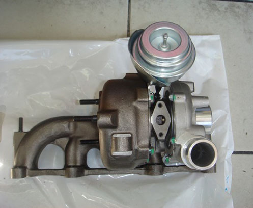 Turbosuflanta Volkswagen Bora 1.9TDi