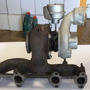 Turbosuflanta Volkswagen Bora 1.9TDi – 96kw
