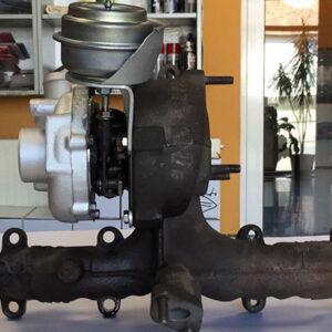 Turbosuflanta Volkswagen Bora 1.9TDi – ATD
