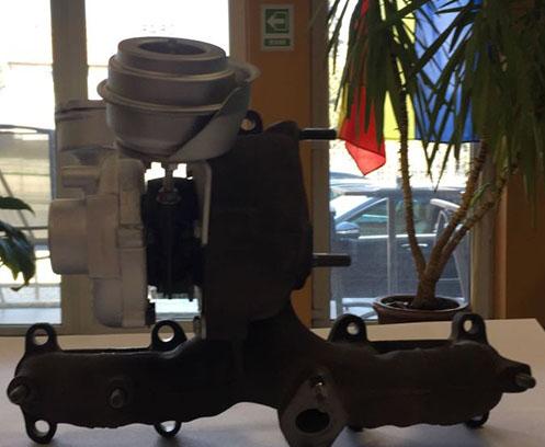 Turbosuflanta Volkswagen JETTA 1.9TDi