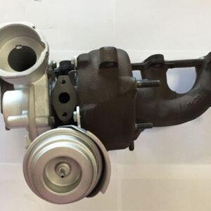 Turbosuflanta Volkswagen Bora 1.9TDi – AXR