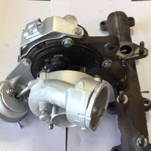 Turbosuflanta Volkswagen Caddy 2.0TDi