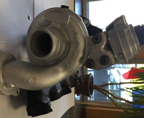 Turbosuflanta Volkswagen Crafter 2.0TDi – 110CP