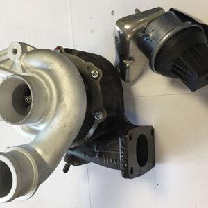 Turbosuflanta Volkswagen Crafter 2.5TDi 120kw