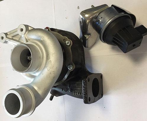Turbosuflanta Volkswagen Tiguan 2.0TDi