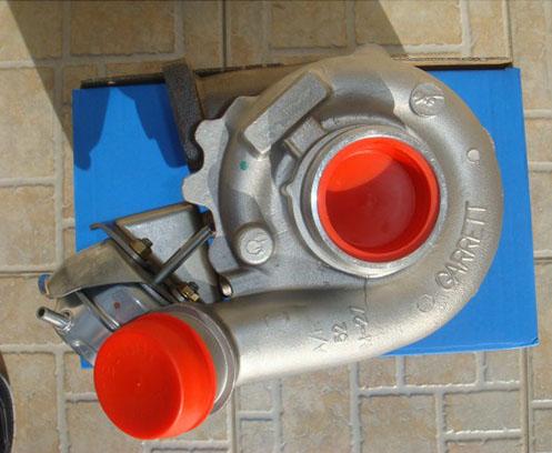 Turbosuflanta Volkswagen LT 2.8TDi