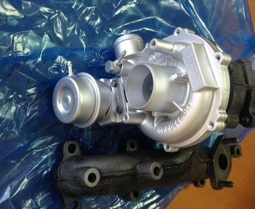 Turbosuflanta Volkswagen Polo 1.4TDi 51kw-55kw