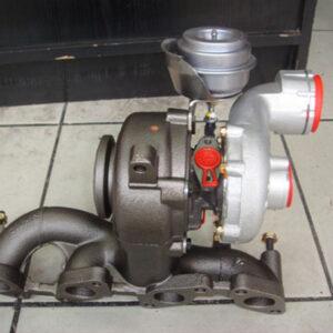 Turbosuflanta Volkswagen Touran 2.0TDi